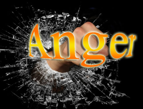 Anger perpetuates Anger